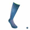 1550-2 Extreme Bounce knee-high blue